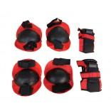 Kırmızı Koruyucu Set 3 Lü DZ4-K
