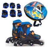 Hot Wheels Paten & Koruma Seti 33-36