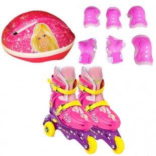 Barbie Paten & Koruma Seti 33-36