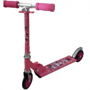 2 Tekerlekli Lisanslı Minnie Scooter